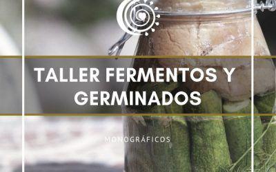 TALLER DE FERMENTOS Y GERMINADOS