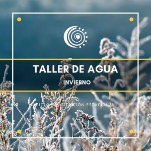 TALLER DE AGUA INVIERNO