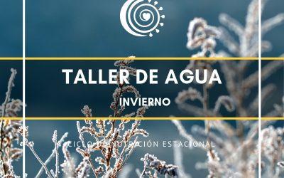 TALLER ELEMENTO AGUA