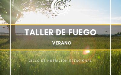 TALLER ELEMENTO FUEGO