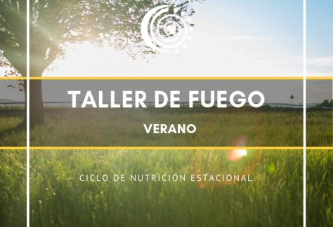 TALLER DE FUEGO VERANO